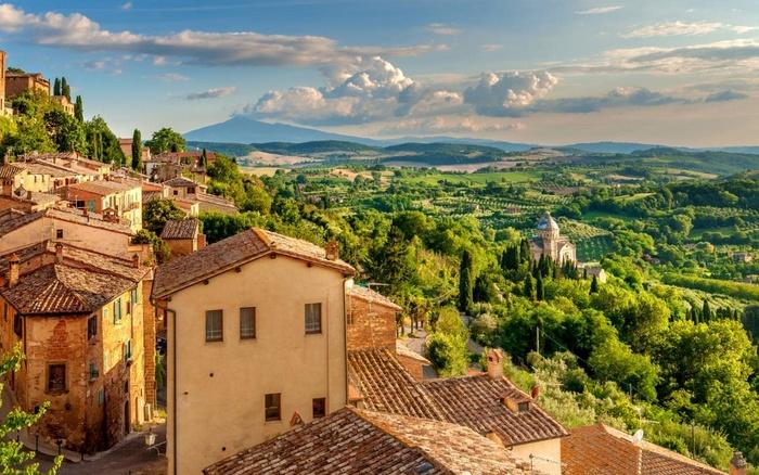 Tuscany on the June menu