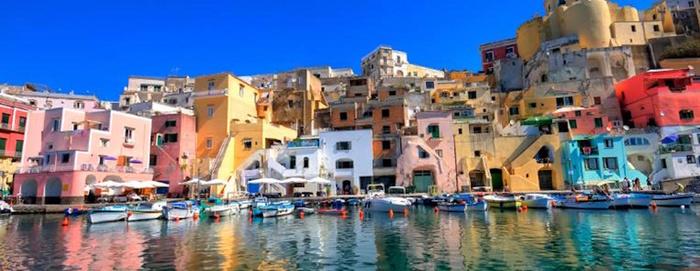 Campania on the menu in September