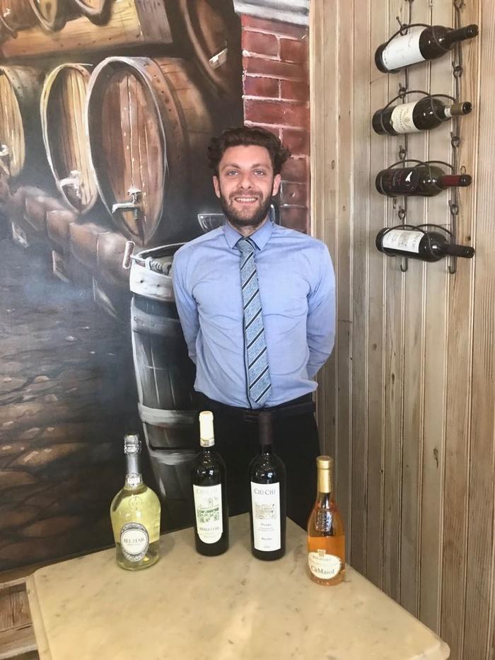 Special wine night presented by Dario Grande!