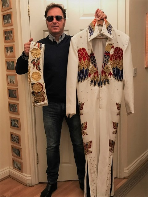 'Elvis' fundraiser a complete sell-out