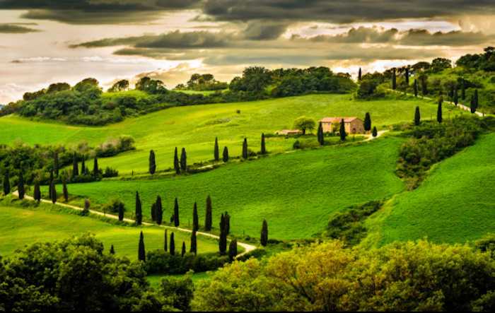 Umbria specials for May 2016