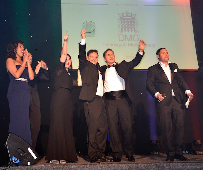 Nonnas crowned best Italian business in England