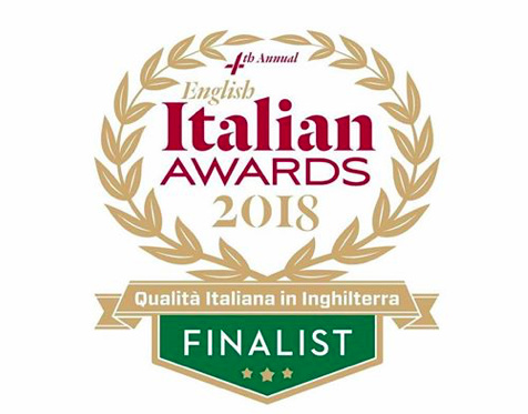 Early success for Nonnas in the English Italian Awards