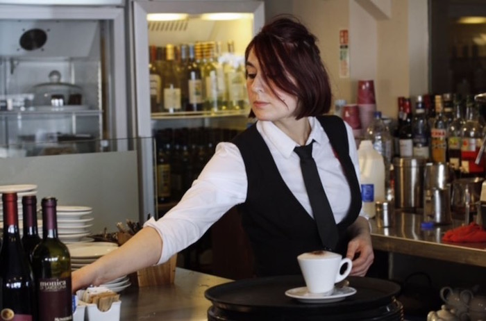 Nonnas barista is voted amongst best in England