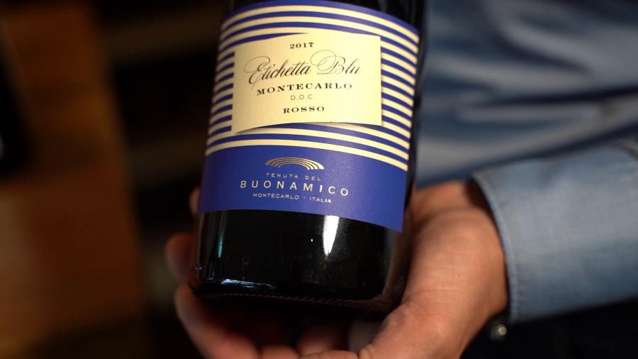 New Buenamico wines at Nonnas